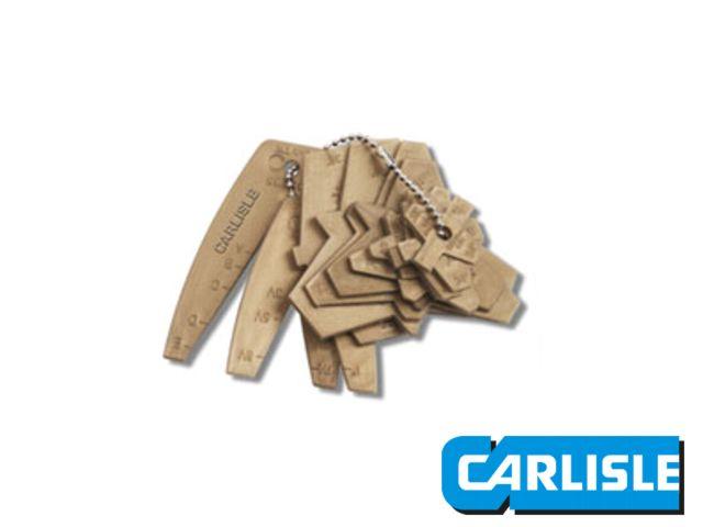 JUEGO PERFILES PLASTICOS CARLISLE